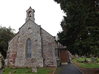 Bendochy Church Homepage Picture